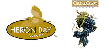 Heron Bay Wines Logo